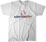 Audio Graffiti Tee