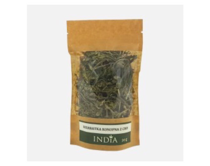 THÉ CHANVRE CBD / INDIA (20GR)