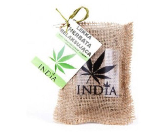 THÉ CHANVRE CBD / INDIA (15GR)