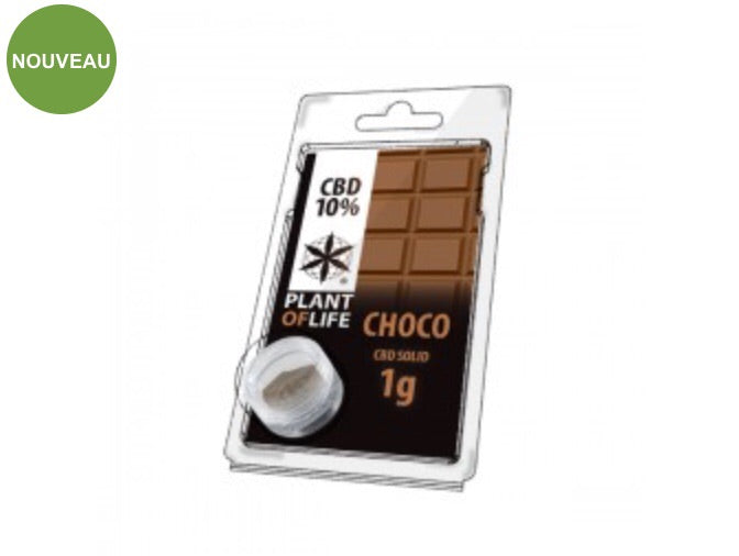 CBD RÉSINE 10 % CHOCOLATE