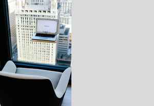 DESKVIEW WINDOW MOUNTED TABLE