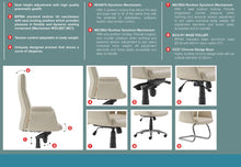 Load image into Gallery viewer, U SUMPTOUS EXECUTIVE OFFICE CHAIR