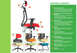 U ENVIOUSPRO OFFICE CHAIR