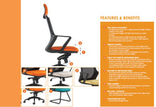Load image into Gallery viewer, U ELITE OFFICE CHAIR