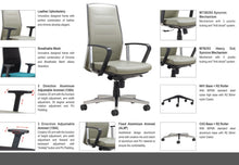 Load image into Gallery viewer, GENTARO EXECUTIVE OFFICE CHAIR