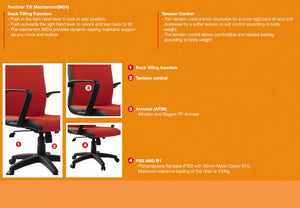 U POSSIBLE OFFICE CHAIR