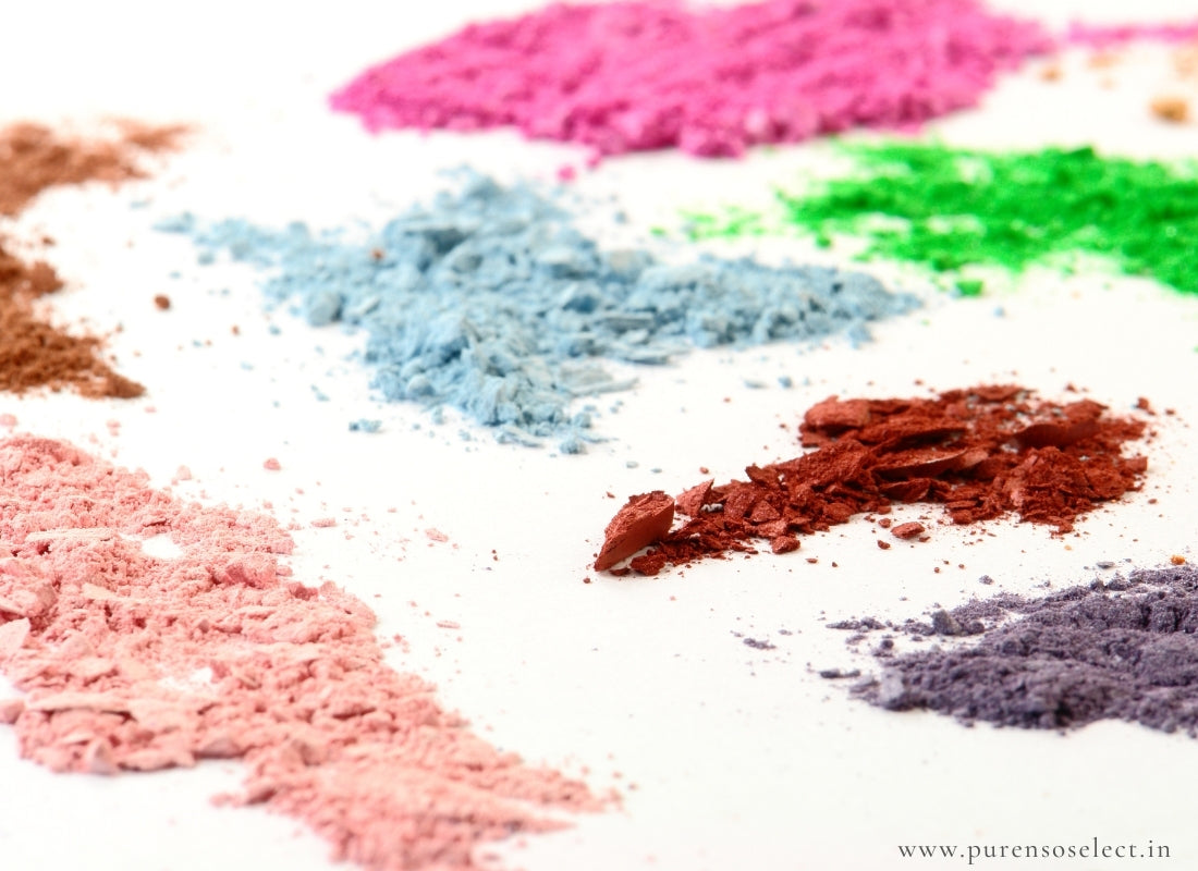 CAN I USE MICA INSTEAD OF PURE PIGMENT?