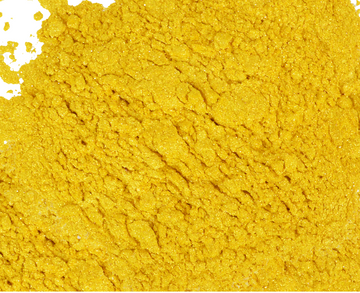 Mustard Yellow Mica