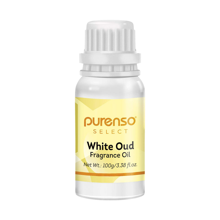 White Oud Fragrance Oil
