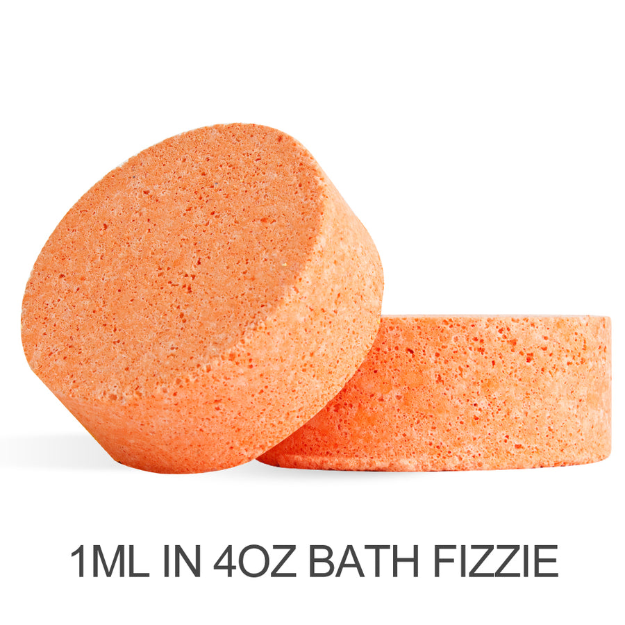 Bath Bomb Color - Orange