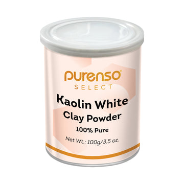 White Kaolin Clay Powder