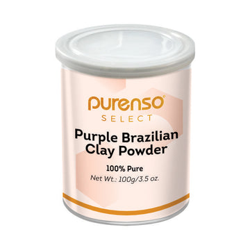 Brazilian Purple Clay Powder
