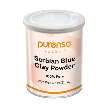 Serbian Blue Clay Powder