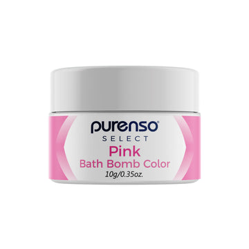 Bath Bomb Color - Pink