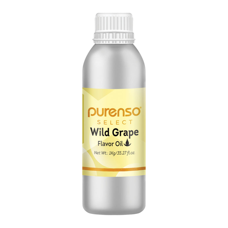 Wild Grape Flavor Oil