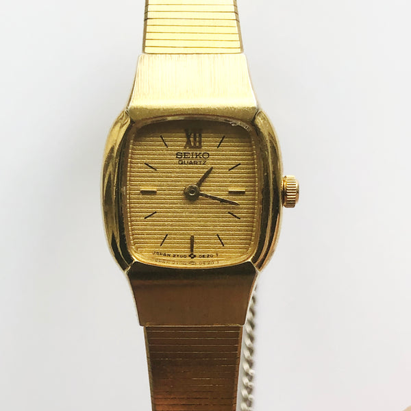 Vintage Seiko Quartz Ladies Watch