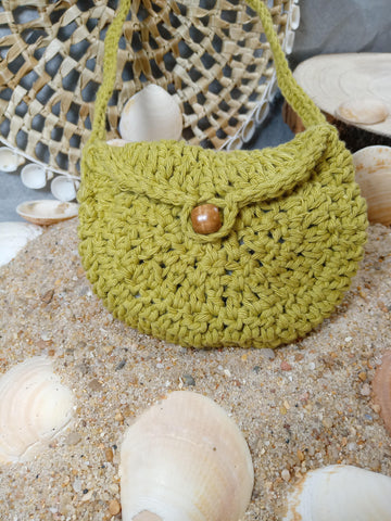 Sac à main crochet
