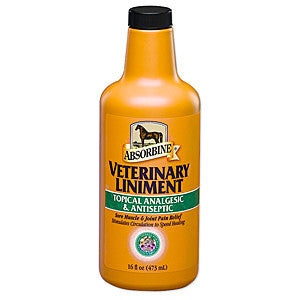 WCIERKA ABSORBINE VETERINARY LINIMENT 24H