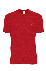 Eco Performance Tee - heather red