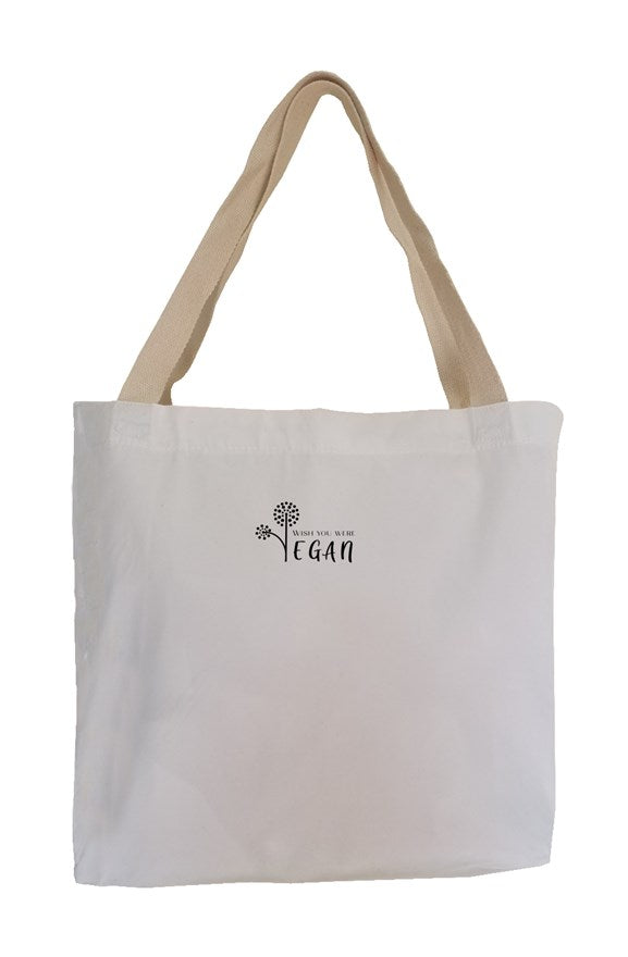 WYWV Logo Eco Canvas Tote