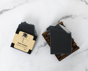 Dark Amber Coconut Milk Soap