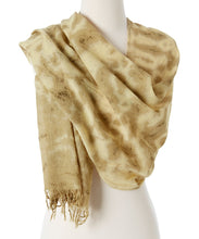 Load image into Gallery viewer, Organic Tie Dye Scarf - Awaken