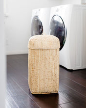 Load image into Gallery viewer, Handmade Bidayuh Lidded Storage Basket | Tall