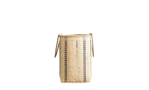 Handmade Bidayuh Laundry Basket with Handle