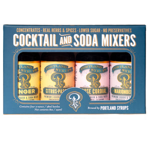 Sampler Four-Pack