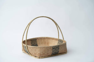 Handmade Bidayuh Basket with Handle