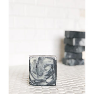 Cleansing Bar : Tea Tree & Charcoal