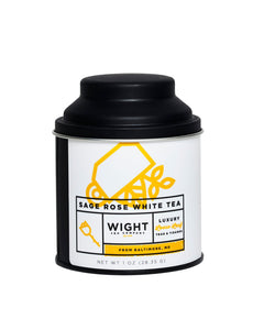 Sage Rose White Tea