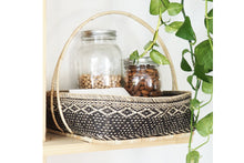 Load image into Gallery viewer, Handmade Bidayuh Basket with Handle
