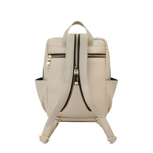 Marshmellow Brulee - White Rhino Signature Backpack