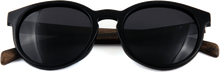 Load image into Gallery viewer, Real Ebony Wood Beach Days Sunglasses by WUDN