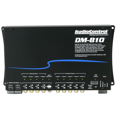 AudioControl-DM-810