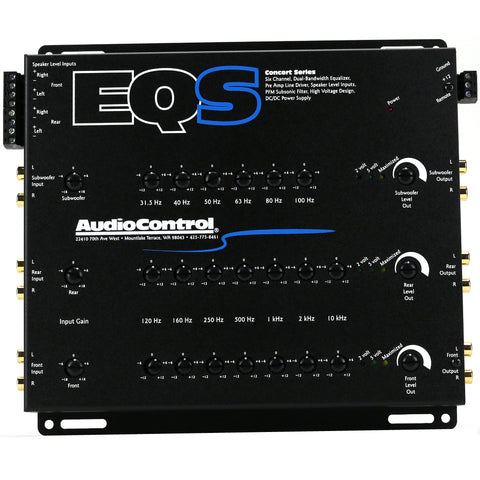 AudioControl-EQS
