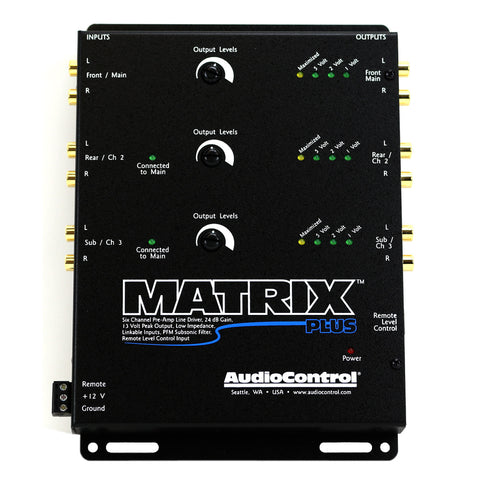 AudioControl-Matrix-Plus