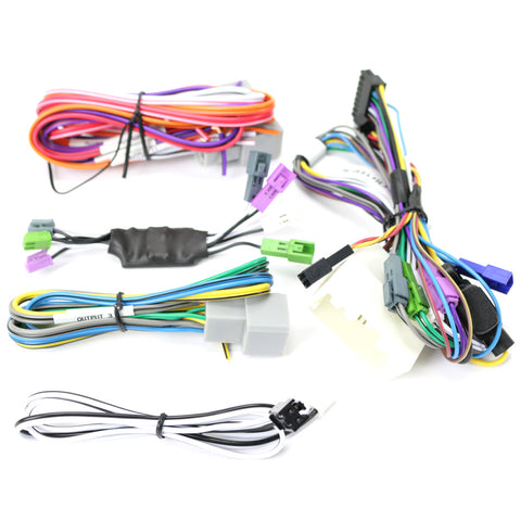 car specific wiring harnesses alphabetically z a dynamic autosound rockford fosgate hrn ar ch4