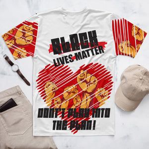 Don't Play Into The Plan - Men's All-Over T-shirt