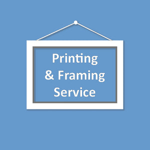 Printing and framing service Ireland