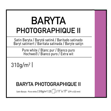 Canson Baryta Photographique II 310gsm