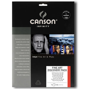 Canson Art Discovery Pack. 14 Sheets