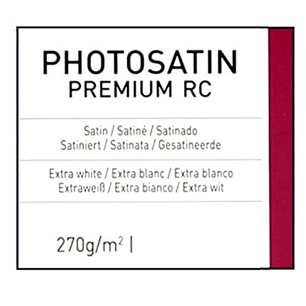 Canson PhotoSatin Premium RC 270gsm (Resin Coated)
