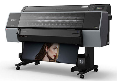 "Epson Surecolor P9500 44"", 12 ink Printer."