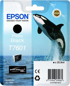Epson Surecolor P600 Inks. 25.9ml Sizes