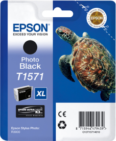 Epson Stylus Photo R3000 inks. 25.9ml Sizes
