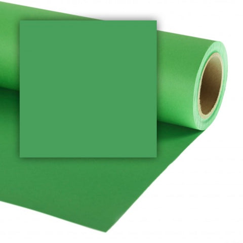 Colorama Chromagreen Green Screen  1.35m x 11m Roll. Art No: 5060101580356