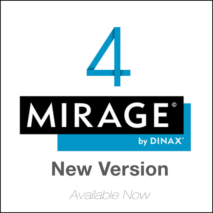 Mirage Software V-4 (Epson and Canon versions)