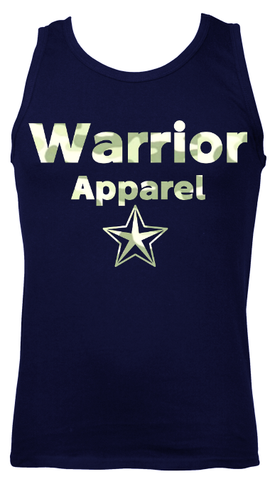 Warrior apparel mens vest